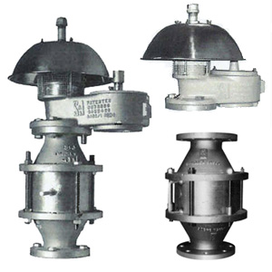 Tank Fittings, Flame Arrestors, Valves & ACC