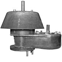 FRP Conservation Vent (Pressure-Vacuum)