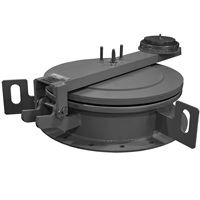 Emergency Vent and Manhole Cover (Hinged)