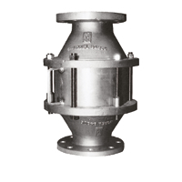 Vertical Flame Arrester