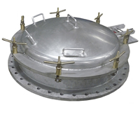 Clamping Manhole Cover