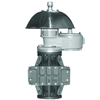 Combination Conservation Vent and Flame Arrester