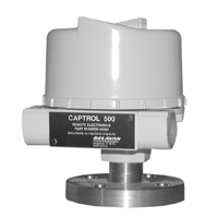 Capacitance Remote Point Level Switch