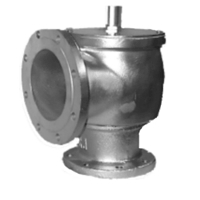 Pressure Relief Vent (Open or Closed Vent Option)
