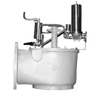 pilot opertated relief valve