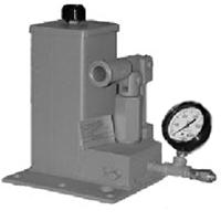 series hydraulic pump unit